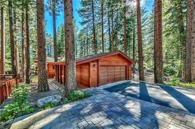Incline Village NV Single Family Home For Sale: $1,200,000