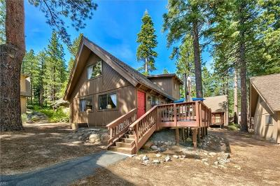 Incline Village Single Family Home For Sale: 700 College Drive #13