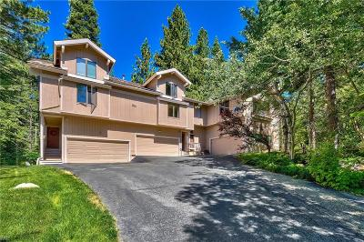 Incline Village Condo/Townhouse For Sale: 941 Divot Court #2
