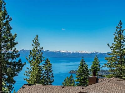 Incline Village Single Family Home For Sale: 909 Tyner Way