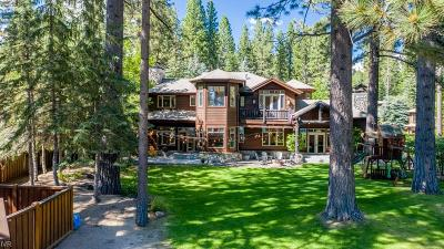 Incline Village Single Family Home For Sale: 948 Lakeshore View Court