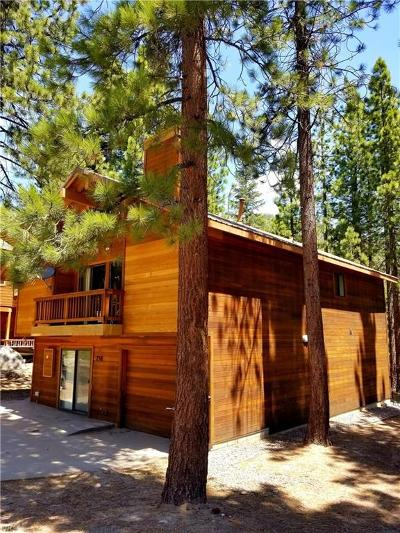 Incline Village Single Family Home For Sale: 758 Judith Court