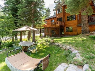 Incline Village NV Single Family Home For Sale: $980,000