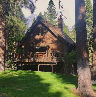 Incline Village Single Family Home For Sale: 916 Harold Drive #19