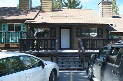 Incline Village Condo/Townhouse For Sale: 1302 Moritz Court #1302