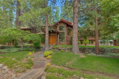 Incline Village Single Family Home For Sale: 130 Rubicon Peak Lane
