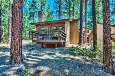Incline Village Condo/Townhouse For Sale: 330 Ski Way #7