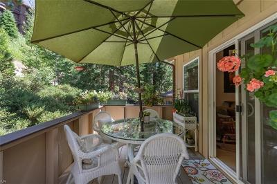 Incline Village NV Condo/Townhouse For Sale: $425,000