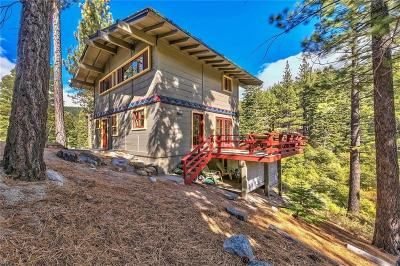 Incline Village Single Family Home For Sale: 1319 Moritz