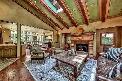 Incline Village Single Family Home For Sale: 877 Ophir Peak Road