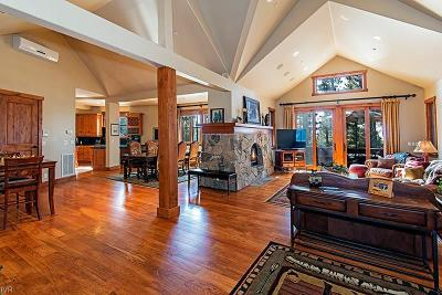 Incline Village Single Family Home For Sale: 709 Gale Street