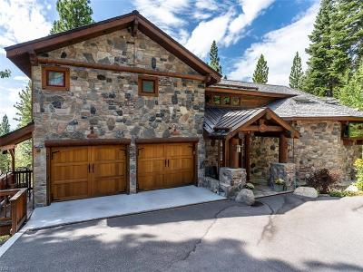 Incline Village Single Family Home For Sale: 605 Tyner Way