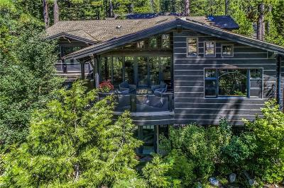 Incline Village Single Family Home For Sale: 1680 Pinecone Circle