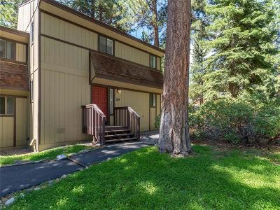 Incline Village Condo/Townhouse For Sale: 811 Southwood #10
