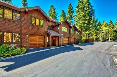 Incline Village NV Condo/Townhouse For Sale: $715,000