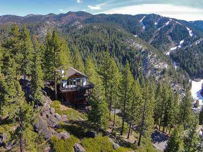 Incline Village Single Family Home For Sale: 1442 Berne
