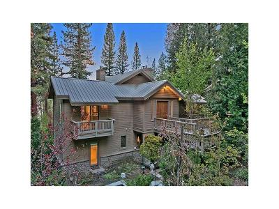 Incline Village Single Family Home For Sale: 535 Lodgepole