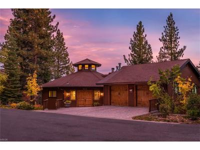 Incline Village Single Family Home For Sale: 583 Fallen Leaf