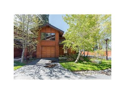 Incline Village NV Condo/Townhouse Sold: $775,000