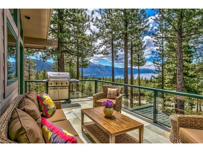 Incline Village Single Family Home For Sale: 735 Dee Court