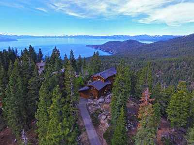 Incline Village Single Family Home For Sale: 988 Tyner