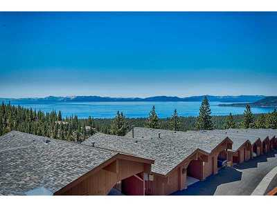 Incline Village Condo/Townhouse For Sale: 400 Fairview Boulevard #58