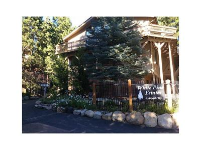 Incline Village Condo/Townhouse For Sale: 830 Oriole Way #7