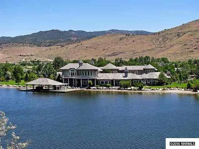 Reno Single Family Home For Sale: 65 Hidden Lake Drive