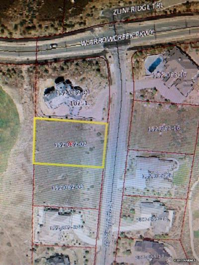 Reno Residential Lots & Land For Sale: 10257 Copper Cloud Dr
