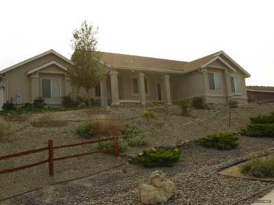 Fernley NV Single Family Home Sold: $199,000