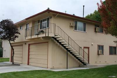 Sparks NV Condo/Townhouse Sold: $65,000