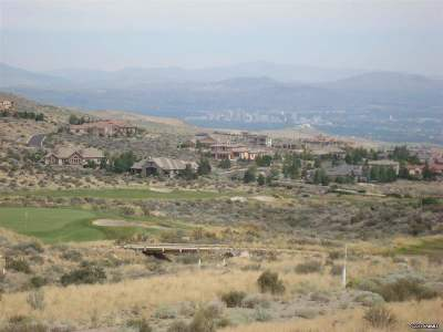 Reno NV Residential Lots & Land Sold: $325,000