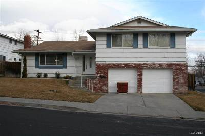 Reno NV Single Family Home Sold: $249,900