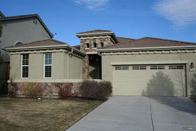 Reno NV Single Family Home Sold: $274,000