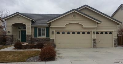 Sparks NV Single Family Home Sold: $279,900