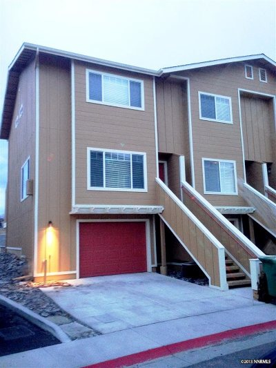 Reno NV Condo/Townhouse Sold: $169,900