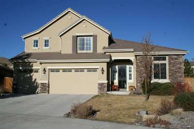 Reno NV Single Family Home Sold: $474,500