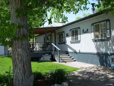 Yerington NV Manufactured Home Sold: $174,000