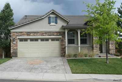 Reno NV Single Family Home Sold: $325,000