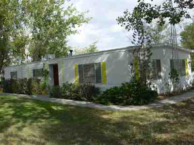 Yerington NV Manufactured Home Sold: $129,000