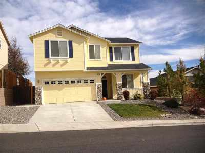 Reno NV Single Family Home Sold: $284,500