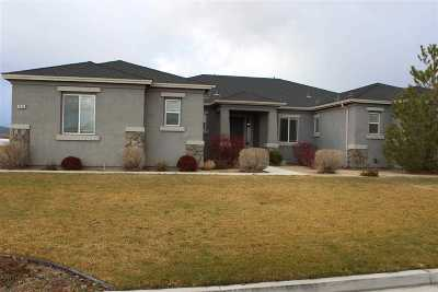 Sparks NV Single Family Home Sold: $434,900