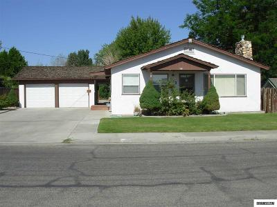 Yerington NV Single Family Home Sold: $144,500