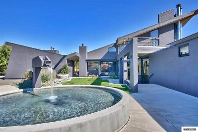 Reno Single Family Home For Sale: 350 Juniper Hill Road