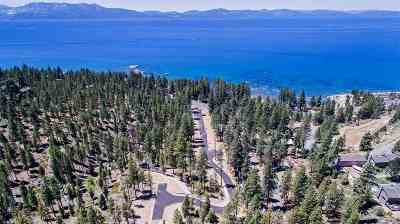 Zephyr Cove NV Residential Lots & Land For Sale: $275,000