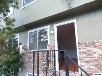 Washoe County Condo/Townhouse Active/Pending-Loan: 1416 E 9th St Unit #11 #11
