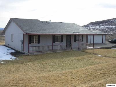 Yerington NV Single Family Home Sold: $199,000
