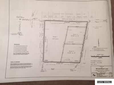 Reno Residential Lots & Land For Sale: 5165 Waldren Dr.