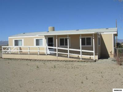 Yerington NV Manufactured Home Sold: $89,900