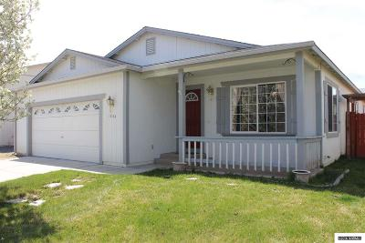 Reno NV Single Family Home Sold: $229,000